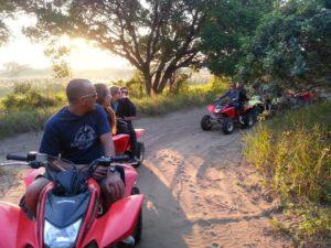 Fun quads quad hire in Pretoria