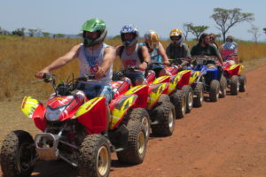 About Fun quads quad rentals quad hire Pretoria